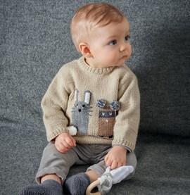 Baby trui