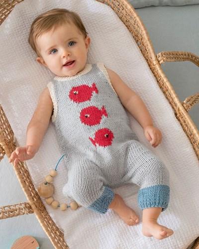 Breipatroon Baby pakje