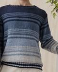 Breipatroon Heren trui van andere kant