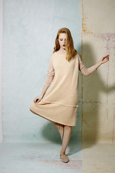 Breipatroon Dames jurk