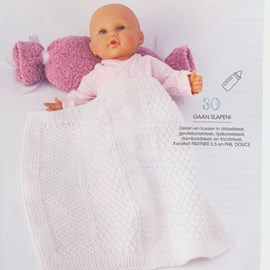Kussen en deken