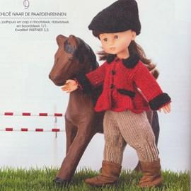 Paardrij kleren