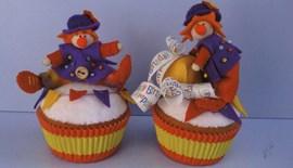 Feest cupcake.