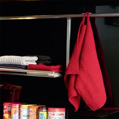 Breipatroon Vaat- en handdoeken