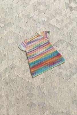 Haakpatroon babyjurkje, gemaakt van ....