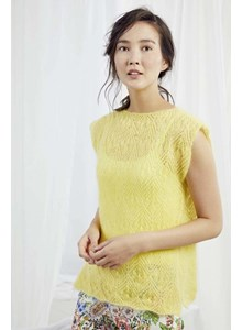 Mouwloze trui