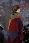 Breipatroon Sjaal van andere kant