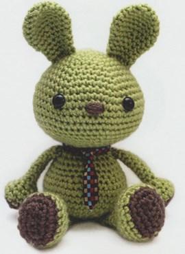 Wasabi het konijn