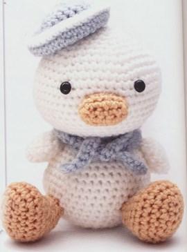 Kleine Kwak de eend