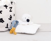 Knuffeldoekje ijsbeer