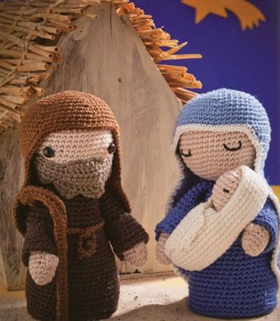 Haakpatroon Jozef en Maria