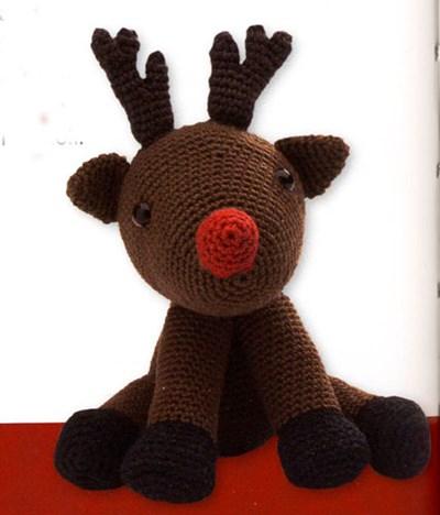 Brei En Haakpatroon Rudolf