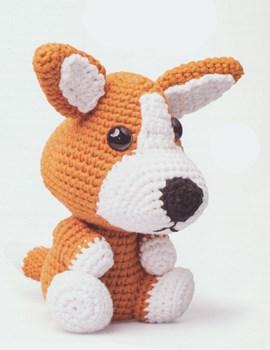 Haakpatroon puppy, gemaakt van Durable ....
