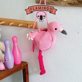Flamingo tas