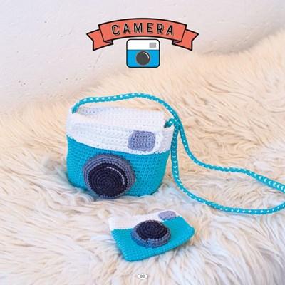 Haakpatroon Camera set