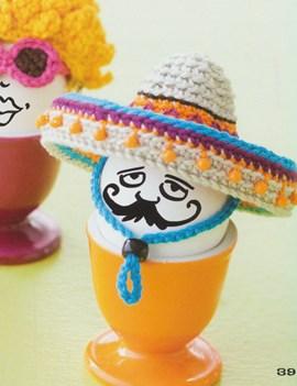 Een Mexicaans sfeertje aan de tafel.