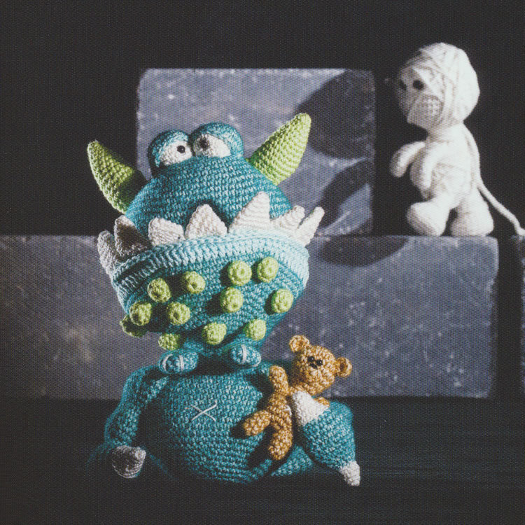 Amigurumi En Monsters : Amigurumi en monsters - Hobbydoos.nl