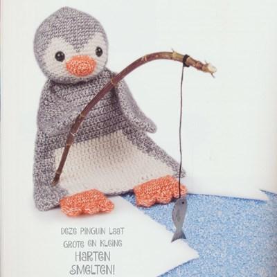 Haakpatroon Pinguin
