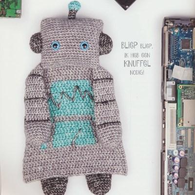 Haakpatroon Robot