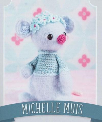 Haakpatroon Michelle de muis
