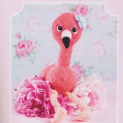 Haakpatroon Fabiola De Flamingo