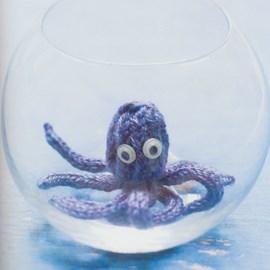 Deze octopus kun je zelf makkelijk ....