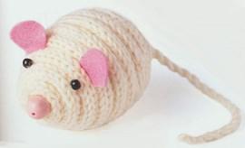 De muis die in alle kleurtjes mogelijk ....