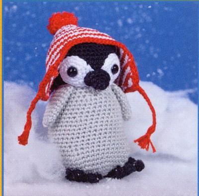 Haakpatroon Pip De Pingouin