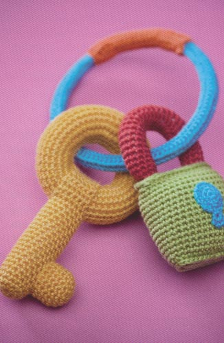 Gratis Patroon Baby Speelgoed Haken Archidev