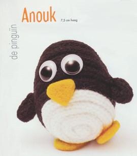 Anouk de vrolijke pinguin!