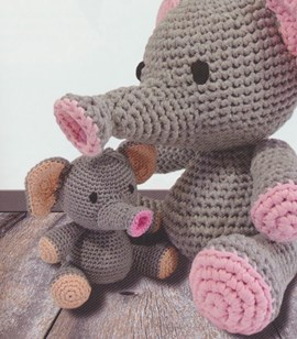 Klein olifantje
