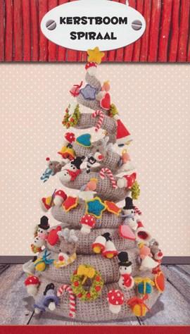 Kerstboom spiraal