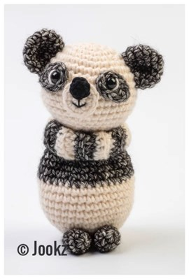 Mini koukleum Panda