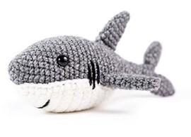 Hanna de haai doet de zeebodem ....