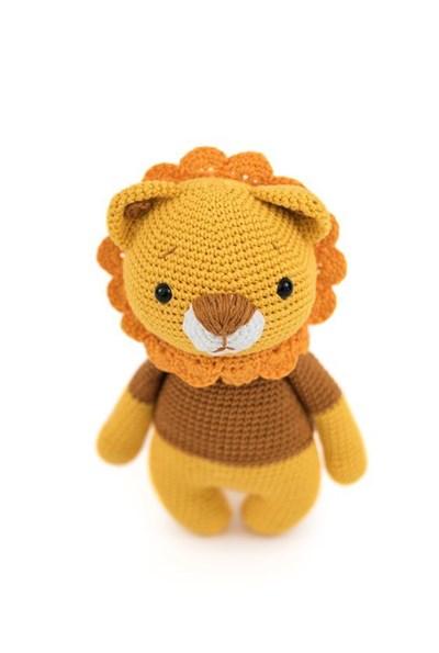 Haakpatroon Leeuw