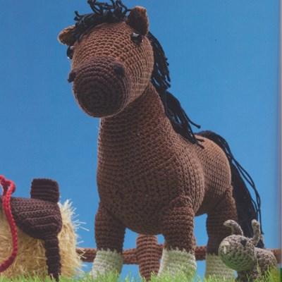 Haakpatroon Paard