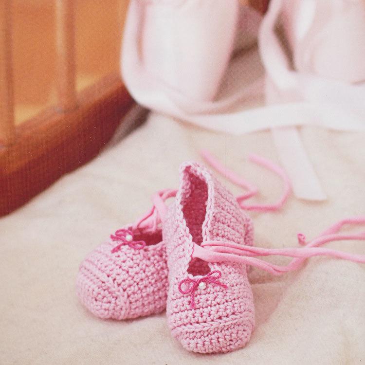 Patronen Baby Schoentjes Haken Opop