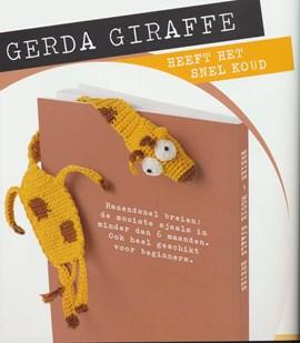 Boekenlegger giraf