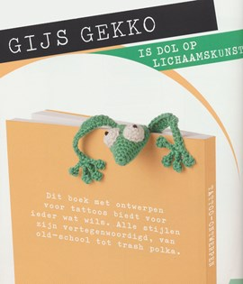 Boekenlegger Gekko