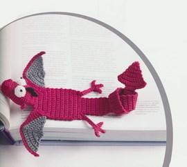 Boekenlegger draak
