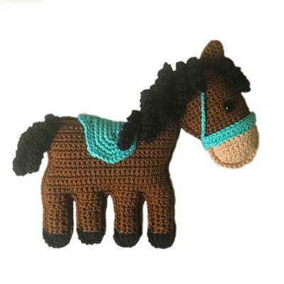 Haakpatroon Paard Hollie