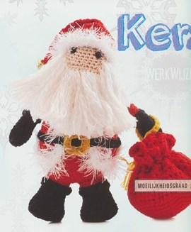 Kerstman met cadeauzak
