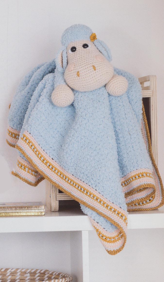 Scheepjes Sweetheart Soft 08 Licht Blauw