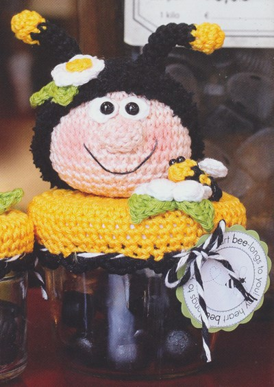 Haakpatroon Miss bizzy bee