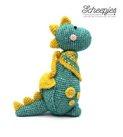Haakpatroon Dino