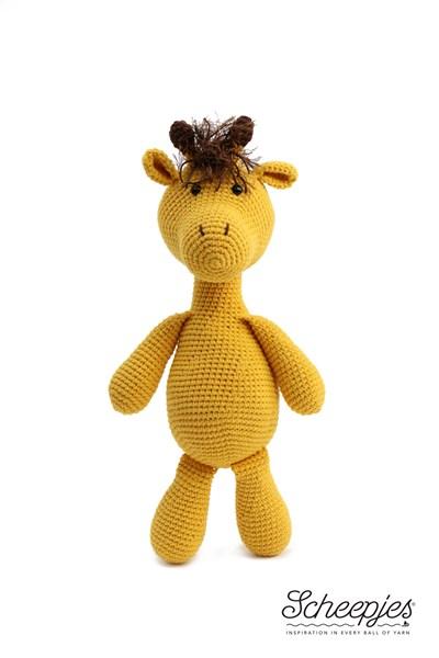 Haakpatroon Giraf