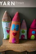 Haakpatroon fairy homes (feeen ....