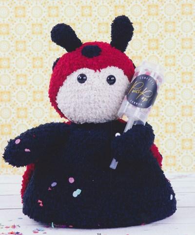 Haakpatroon Lotte het Lieveheersbeestje