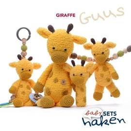 Babyset Giraf