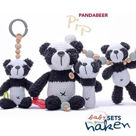 Babyset Pandabeer